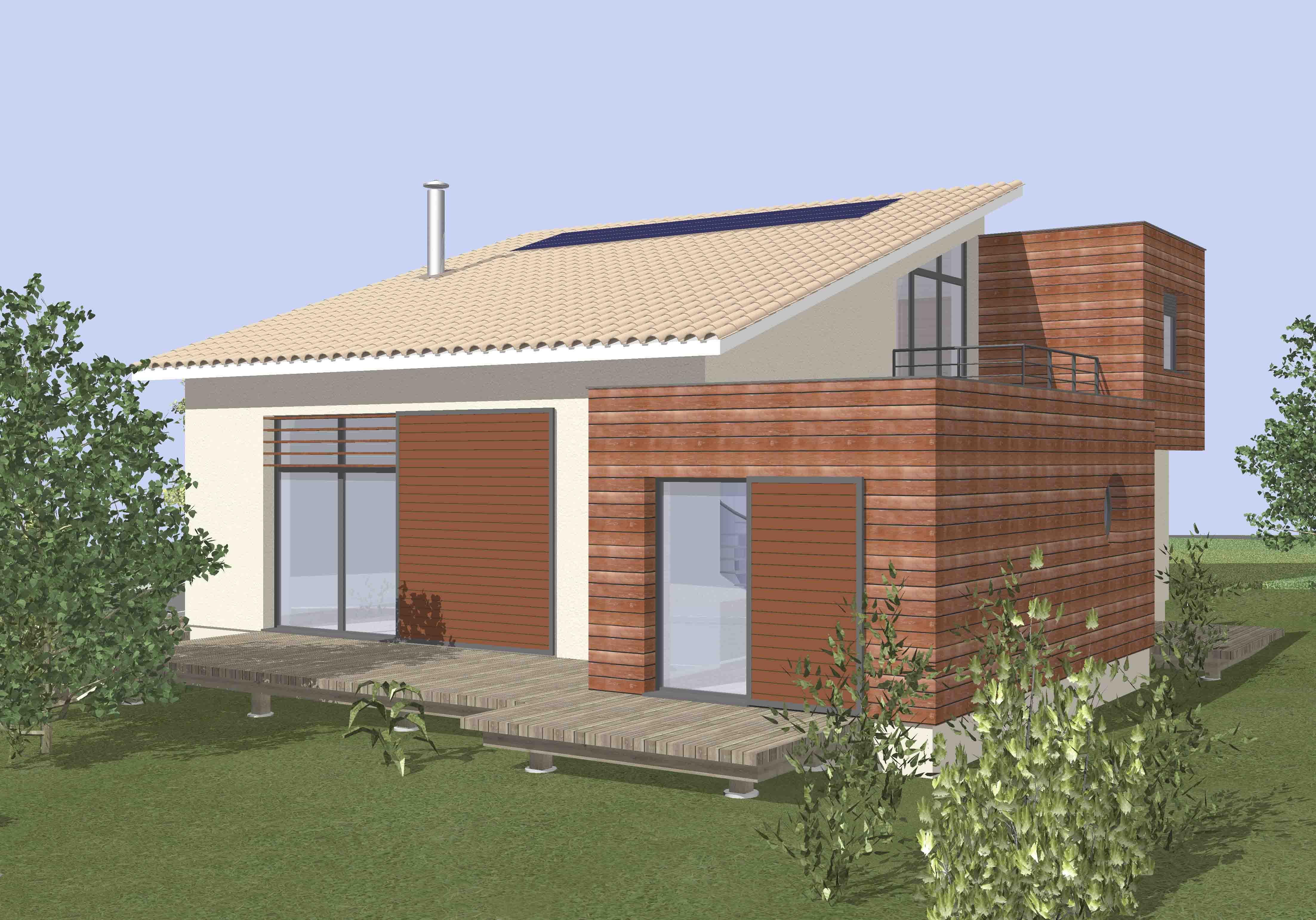 Maison individuelle Béziers BF Architecture 6
