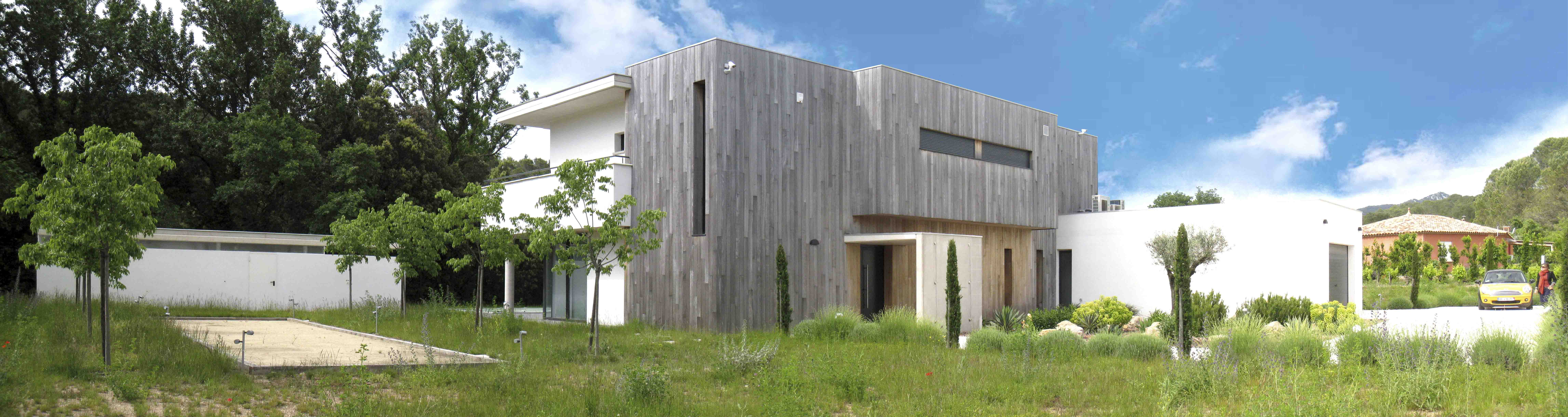 Maison individuelle Clermont herault BF Architecture 1