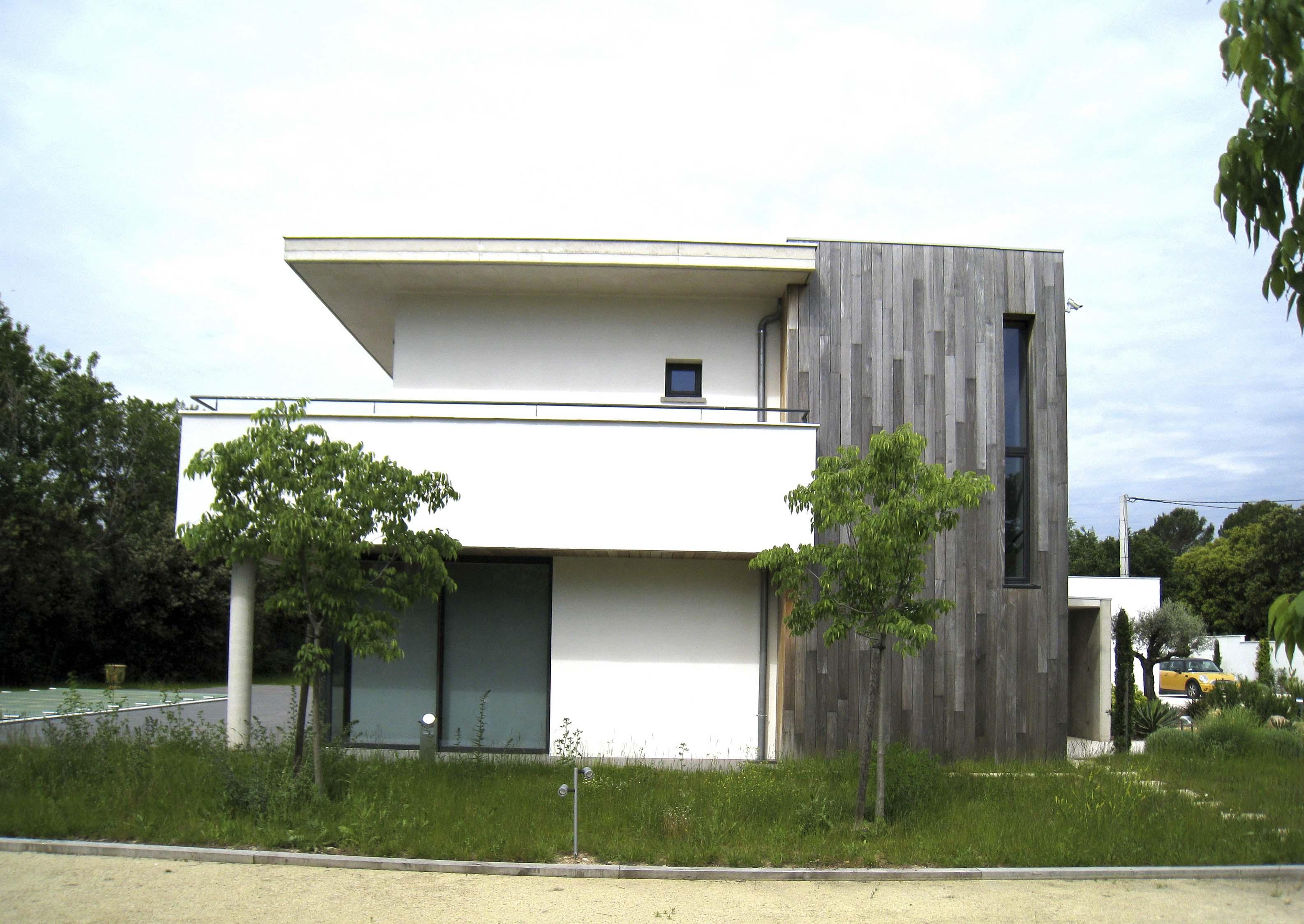 Maison individuelle Clermont Hérault BF Architecture 5
