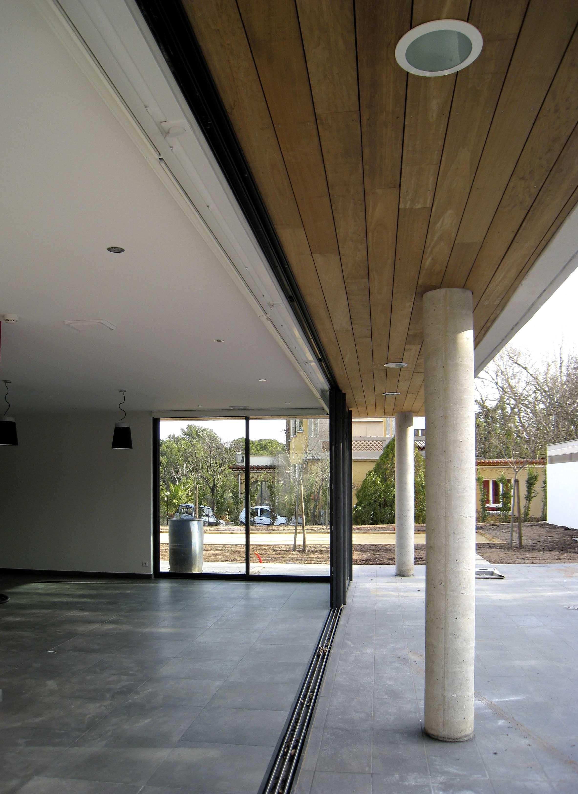 Maison individuelle Clermont Hérault BF Architecture 8