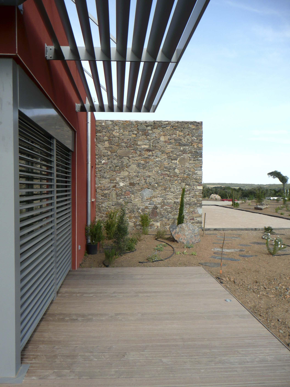 Mas Gabinele Hérault BF Architecture viticole 11