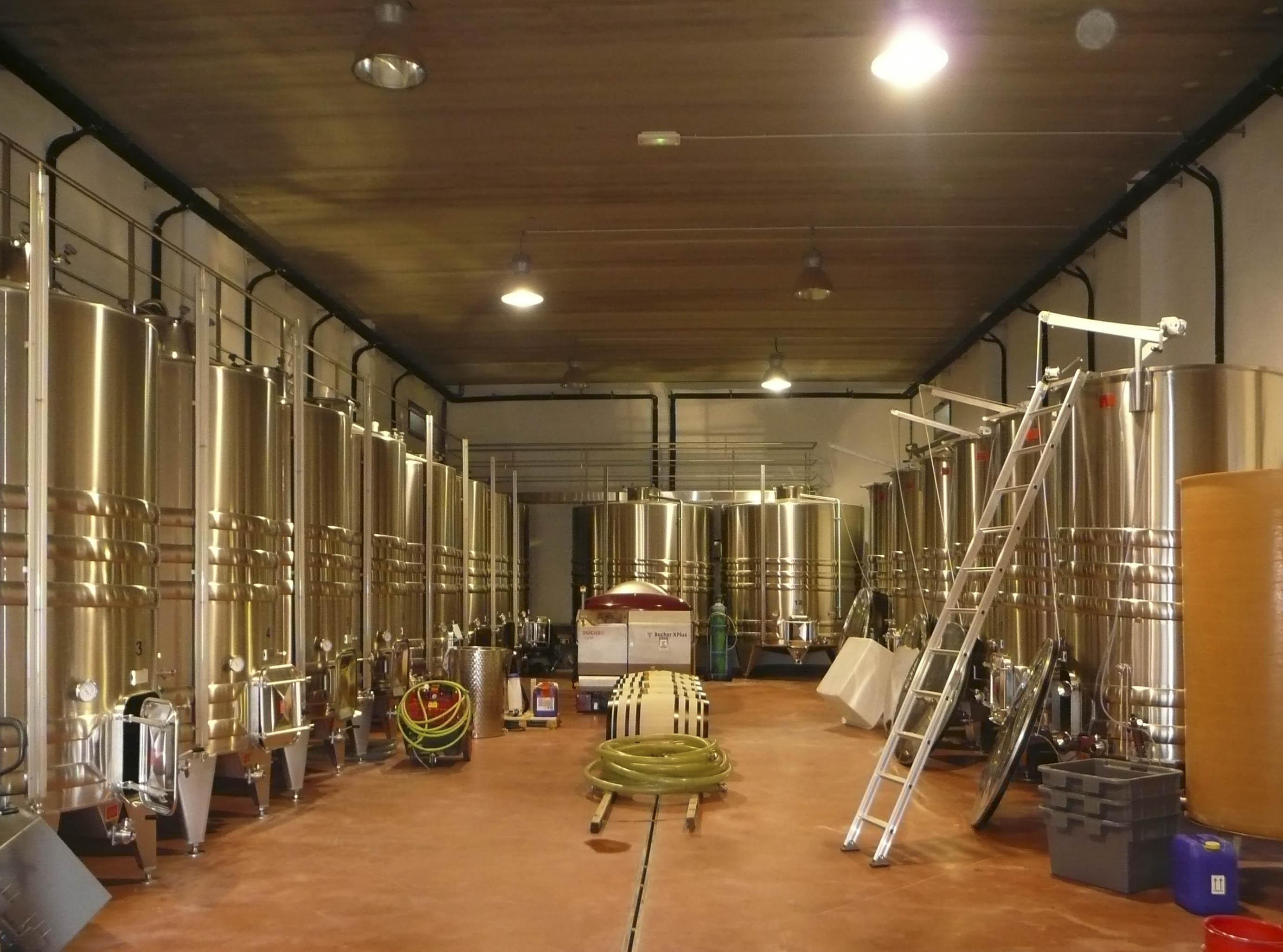 Mas Gabinele Hérault BF Architecture viticole 6