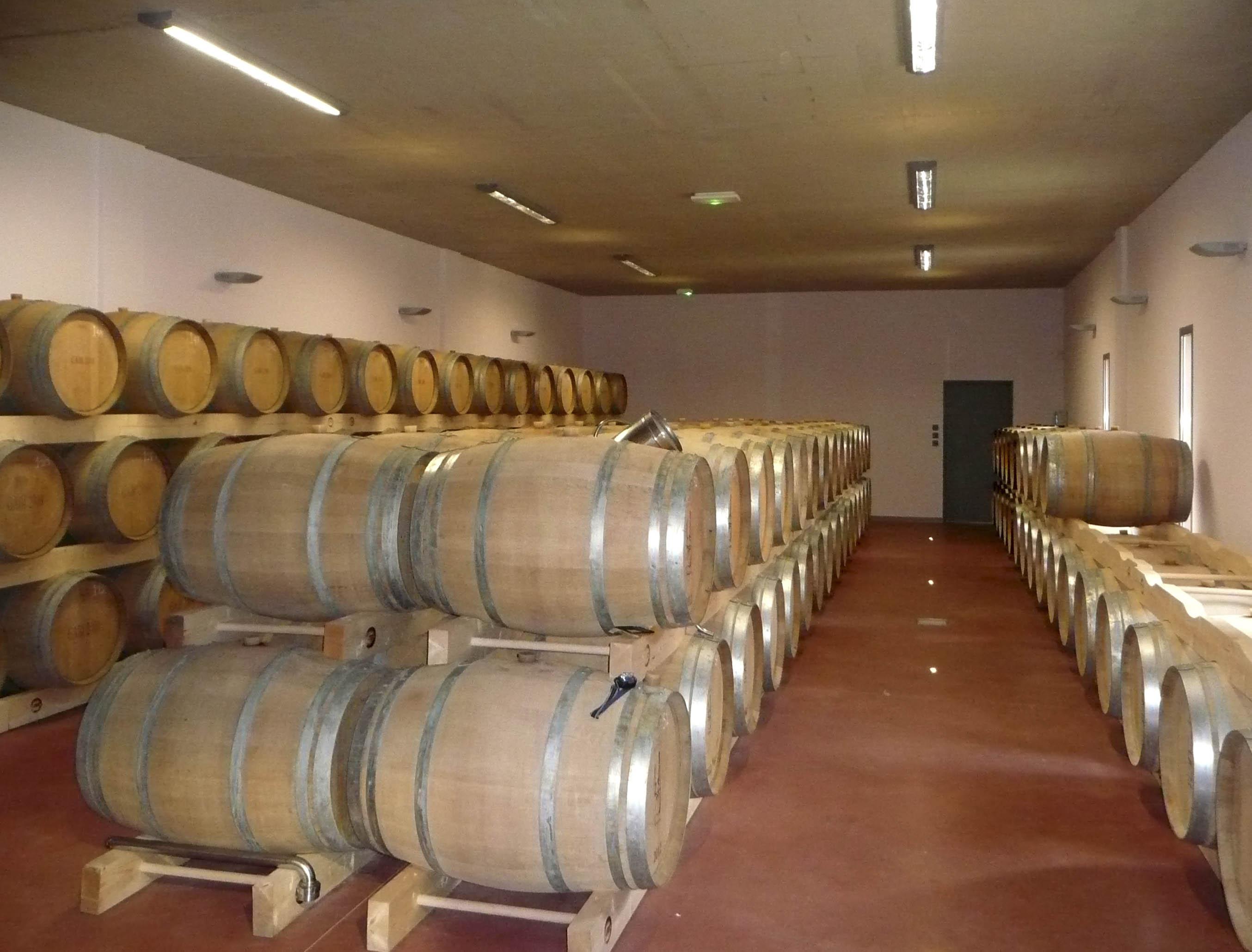 Mas Gabinele Hérault BF Architecture viticole 7