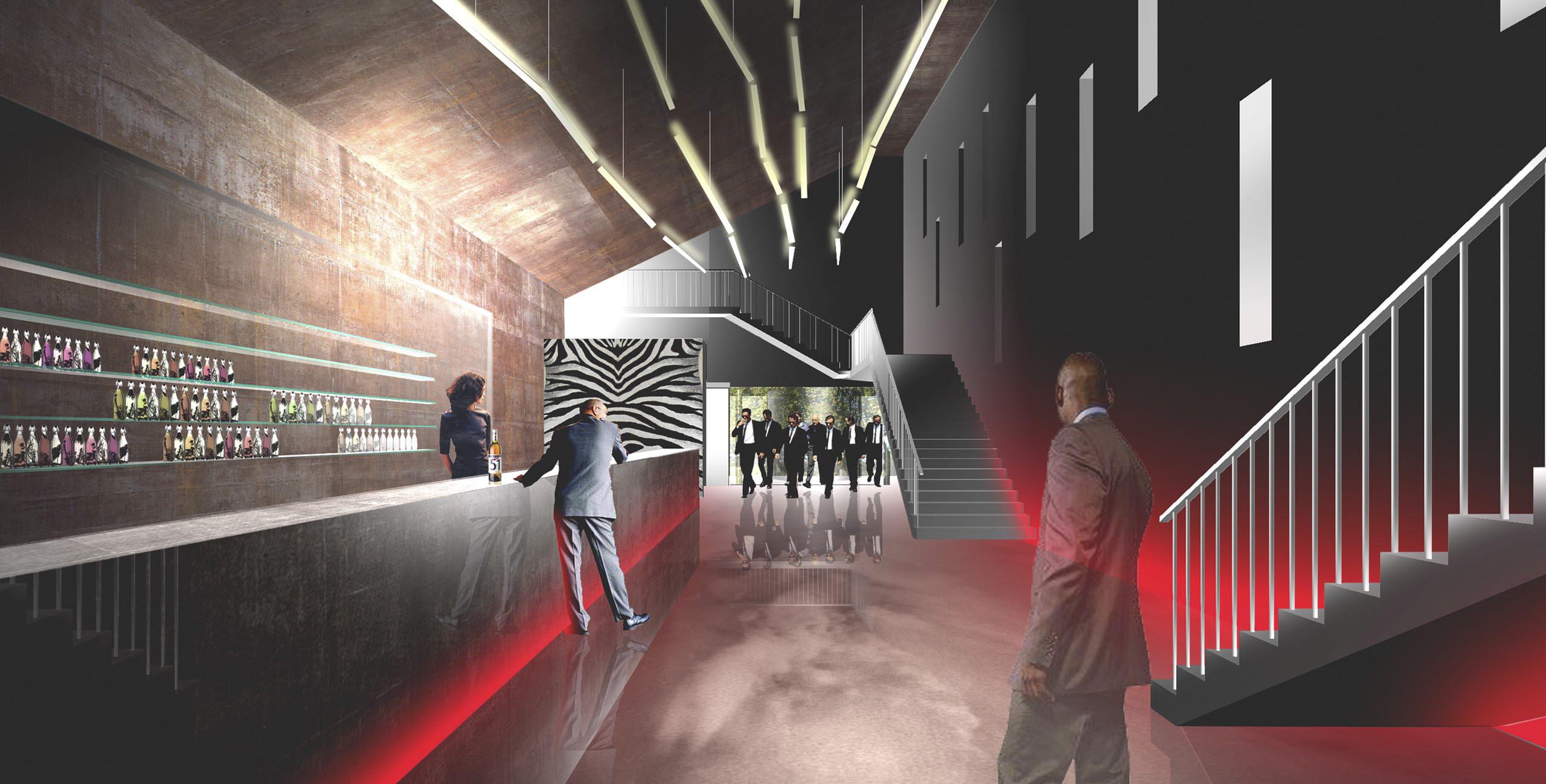 Salle de spectacle Béziers BF Architecture 4