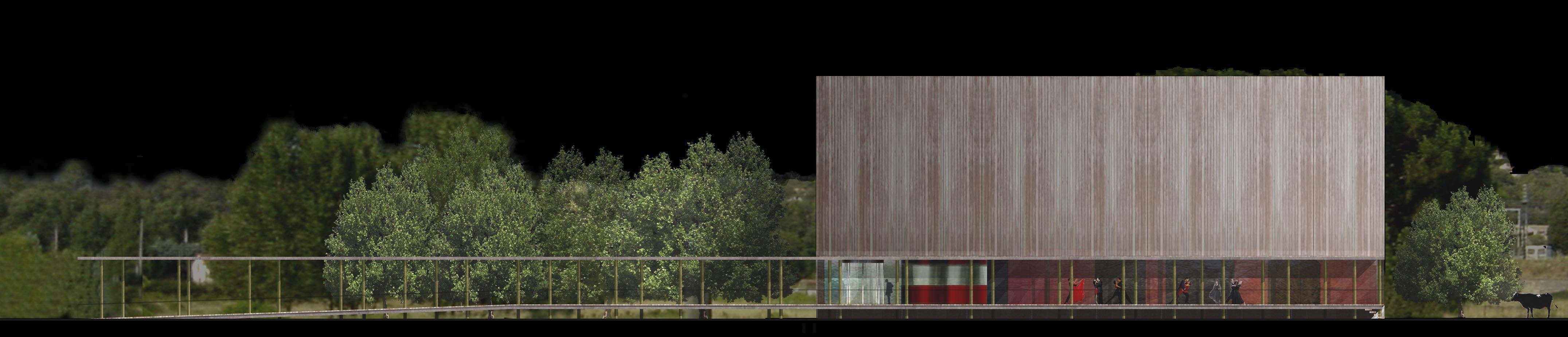 Salle de spectacle Béziers BF Architecture 7