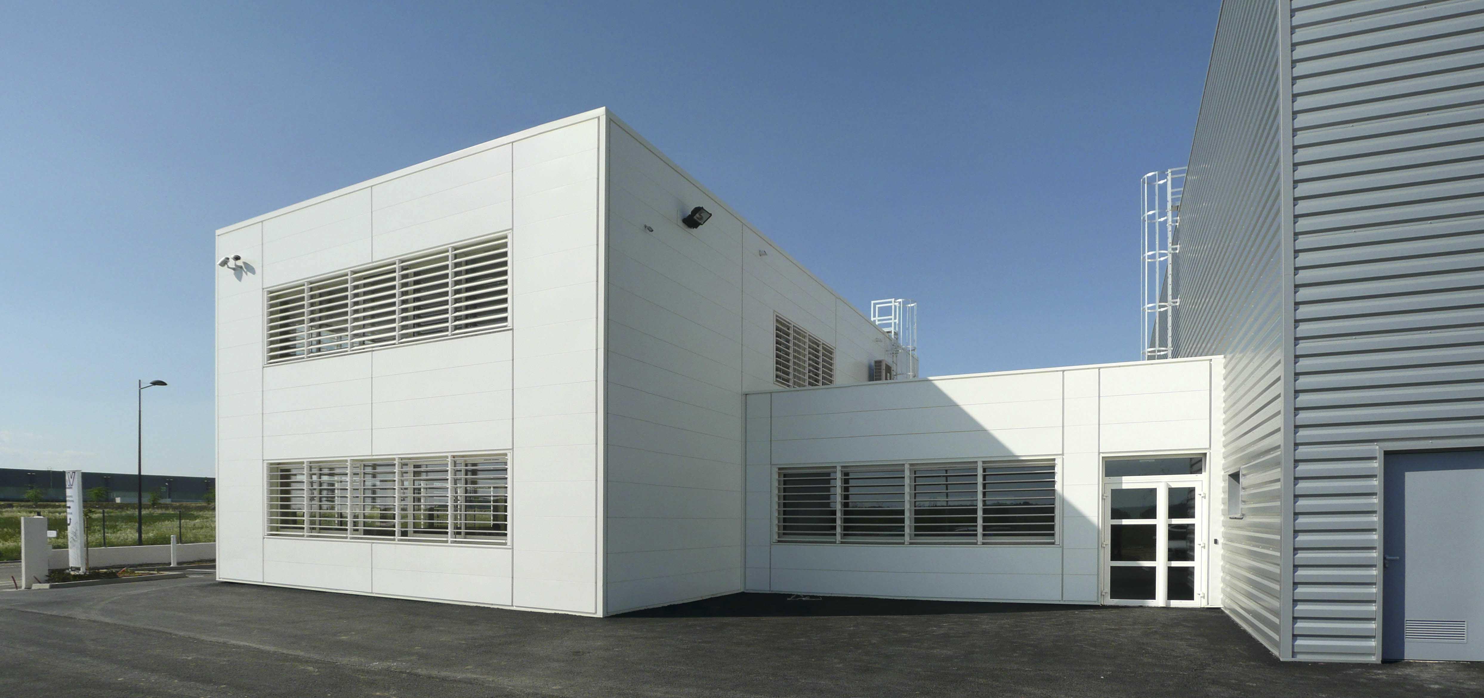 Siège VERSASERV BF Architecture 3