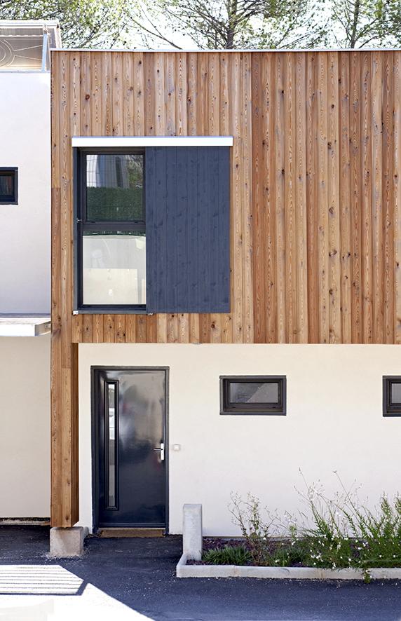 Maison mitoyenne Herault BF Architecture 12