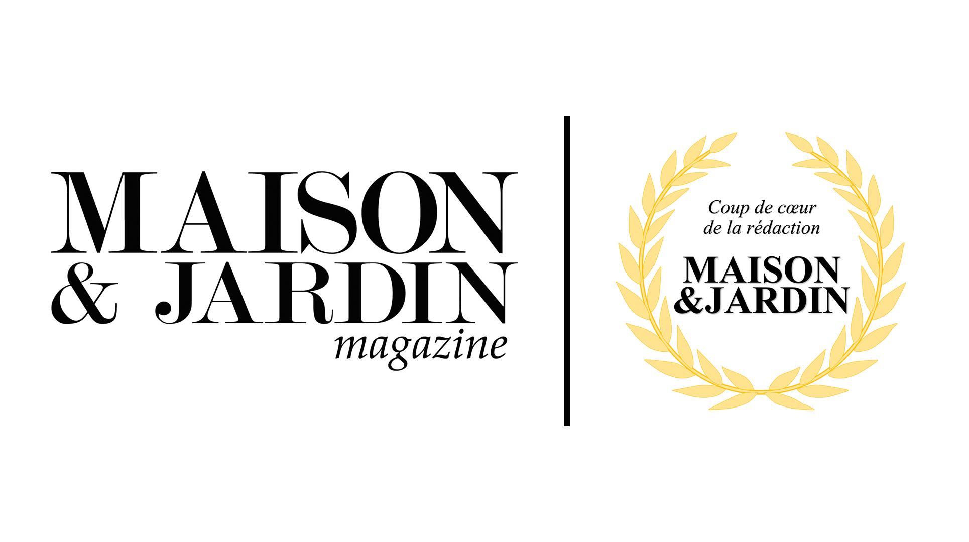 PARUTION MAISON & JARDIN BF ARCHI