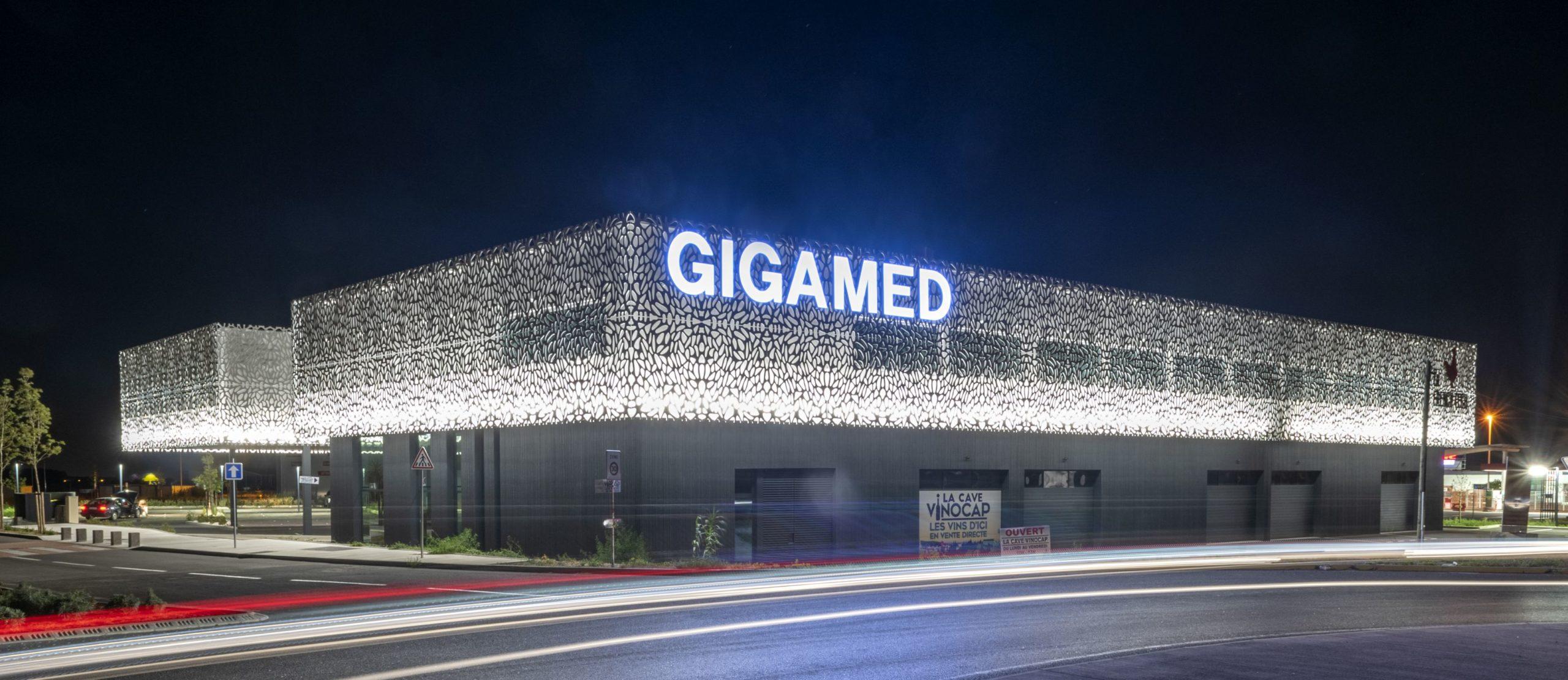 Pépinière GIGAMED - Bessan 2