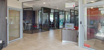 Crédit Agricole Pignan dans l'Hérault - Un projet BF Architecture