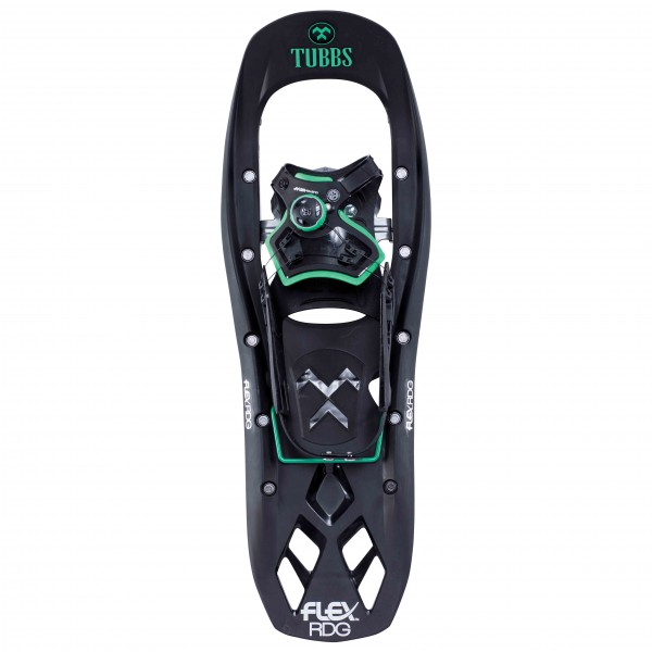Tubbs - Flex RDG 24 [ridge] - Schneeschuhe Gr 20 x 61 cm schwarz/grün