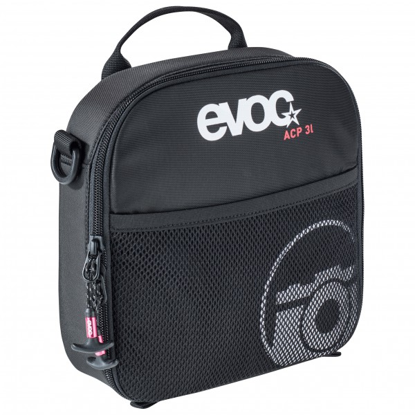 Evoc - Action Camera Pack ACP 3 L - Camera bag size One Size, black/grey COSCOD Hand Grip Wrist Strap Band COSCOD Hand Grip Wrist Strap Band sol 510 1083 0111 pic1 1