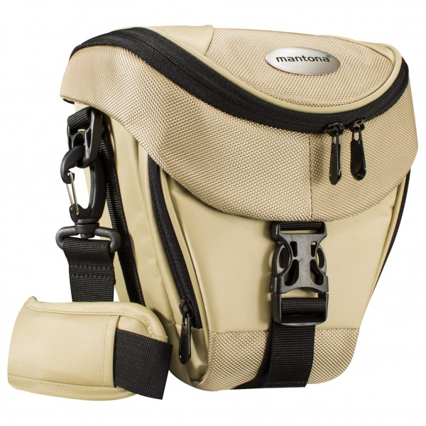 Mantona - Premium Colttasche - Camera bag size One Size, sand/black canon eos 1d mark iv 16.1 mp cmos digital slr camera with 3-inch lcd and 1080p hd video (body only) Canon EOS 1D Mark IV 16.1 MP CMOS Digital SLR Camera with 3-Inch LCD and 1080p HD Video (Body Only) sol 510 1396 0511 pic1 1
