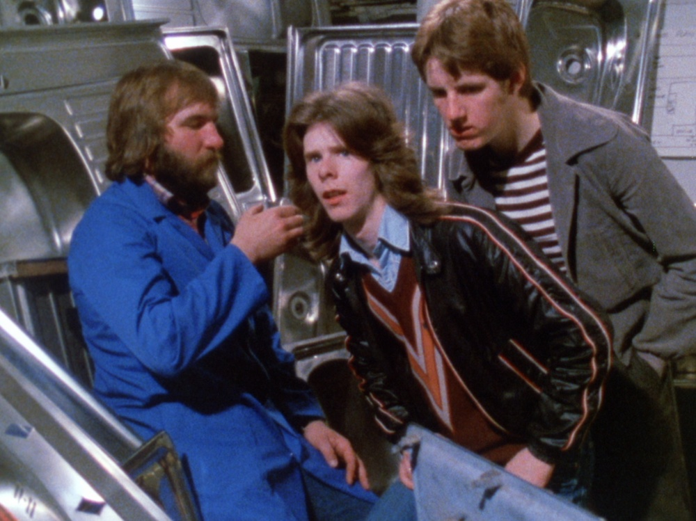 Image result for that sinking feeling 1979