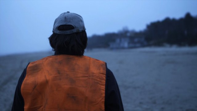 The Man in the Orange Jacket (2014)