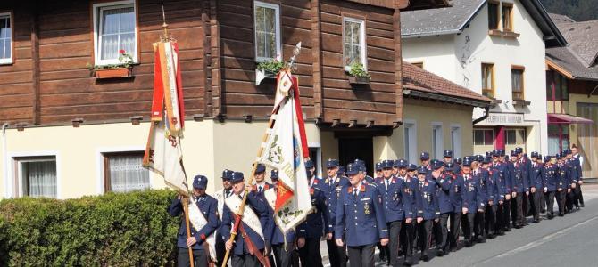 Ökumenischer Feuerwehrgottesdienst in der Gemeinde Arriach