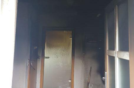 Wohnhausbrand in Aich