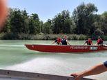 Wasserdienstübung der FF Velden am Wörthersee