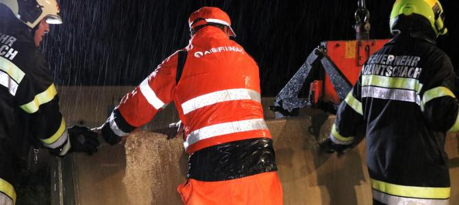 Feuerwehren des Bezirkes Villach-Land leisteten Grossartiges