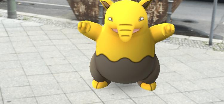 Pokémon GO – erweiterte Wirklichkeiten