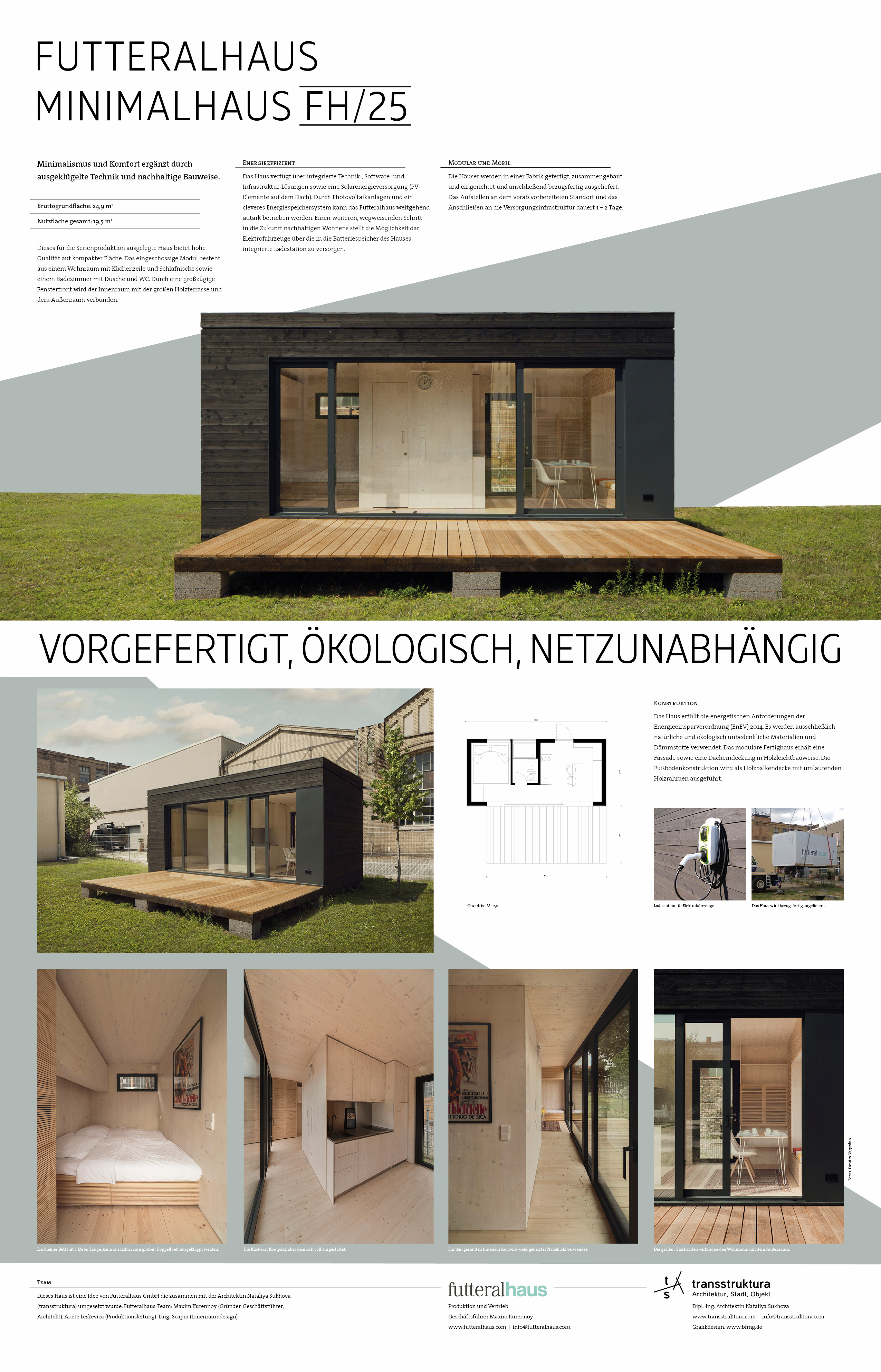 Architekturplakat