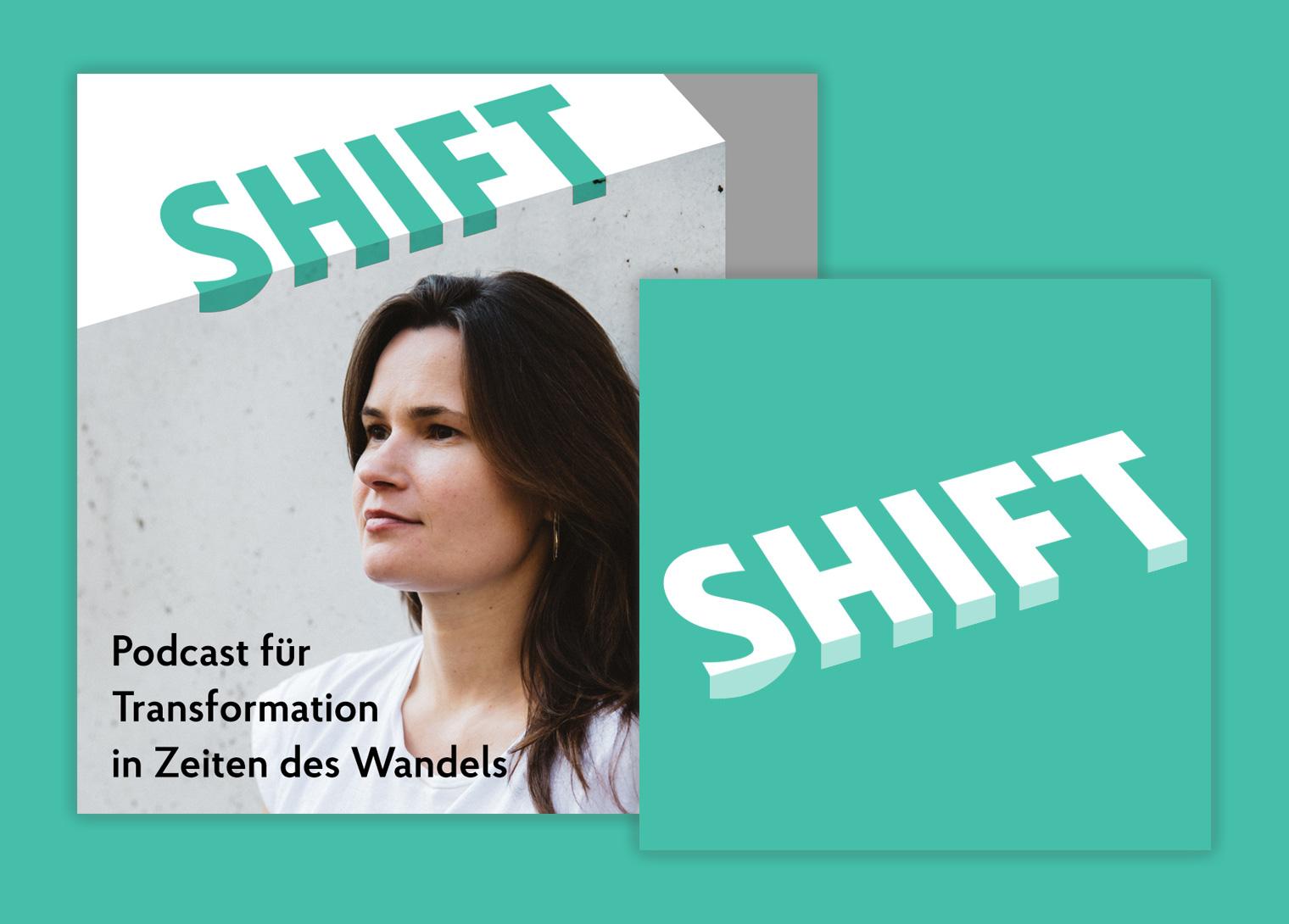 SHIFT – Podcastdesign