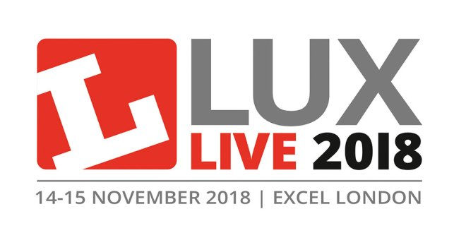 LuxLive 2018 @ ExCel, London   England   United Kingdom