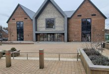Photo of Flexibility the key to flooring for new Keymer Community Centre