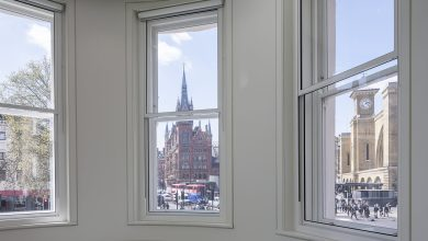 Photo of Retrofit acoustic secondary glazing for a more peaceful environment