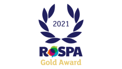 Photo of Derwent Facilities Management receives RoSPA Gold Award for health and safety achievements.