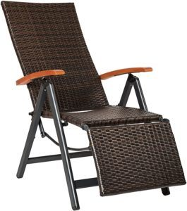 meilleures chaises de jardin 2021