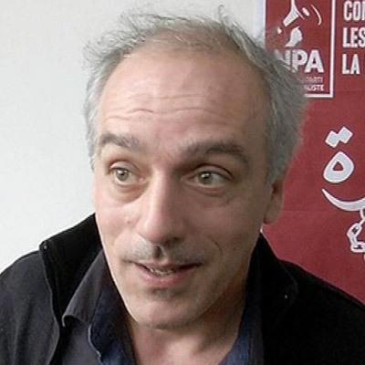 Philippe POUTOU - Nouveau Parti anticapitaliste