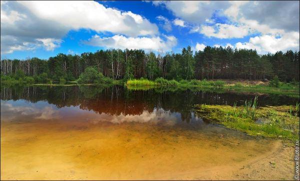 Панорама природы высокого разрешения фото большого размера