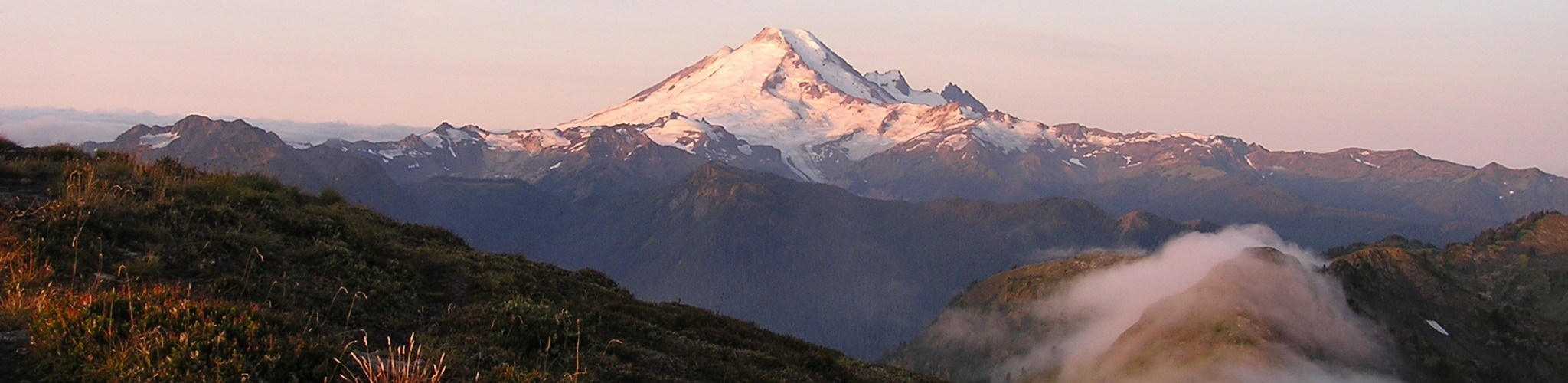 Mount Baker for the Be Free Center