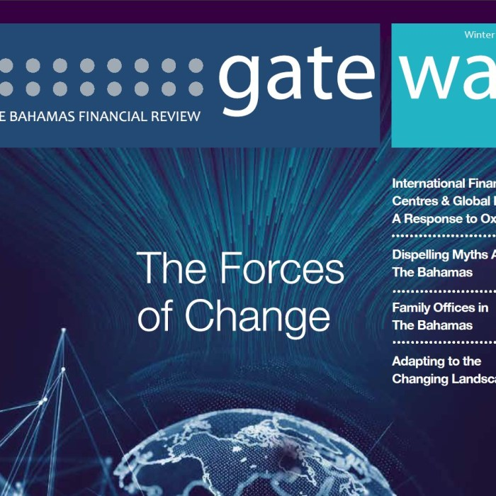 Gateway – Winter 2019/2020