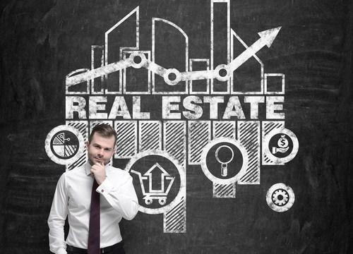 unlicensed real estate broker