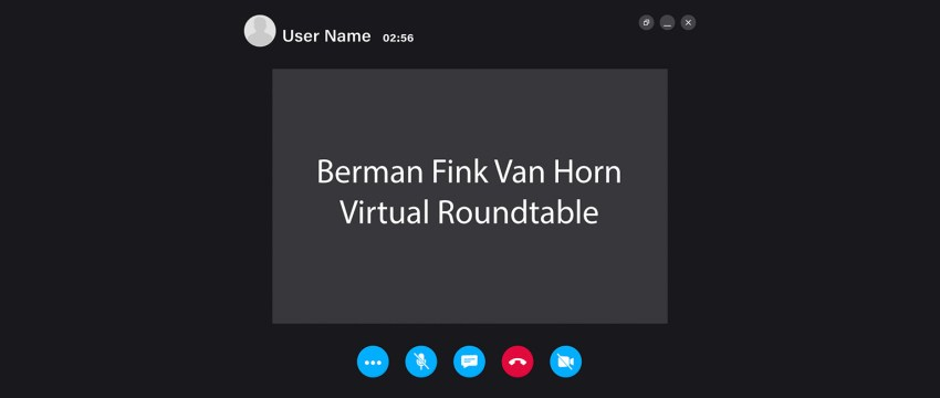 BFV Virtual Roundtable