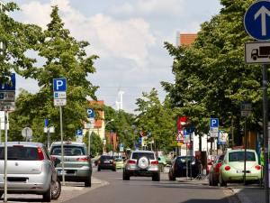 Eisenbahnstraße Fürstenwalde / Spree