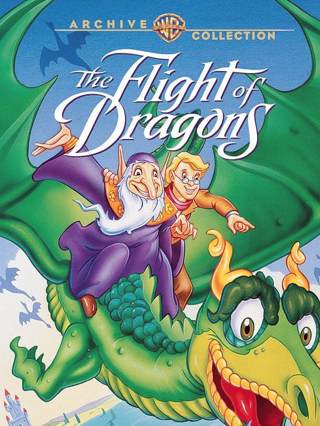 Filght of dragons