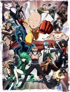 One Punch Man S01