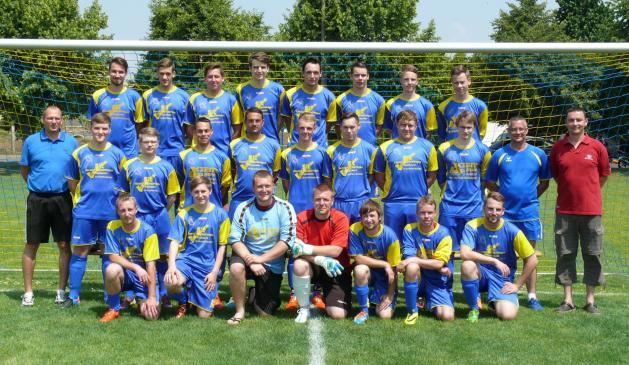 Fussballmannschaft Herren 2018