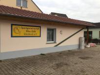 Sportlerheim der Sportgemeinschaft Blau Gelb Görsbach e.V.