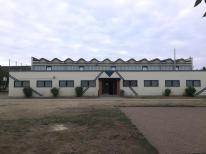 Turnhalle Eingang