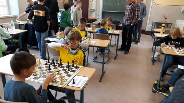Schach Spielbericht 2018.10.27