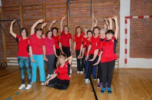 Ü44 Gymnastikgruppe