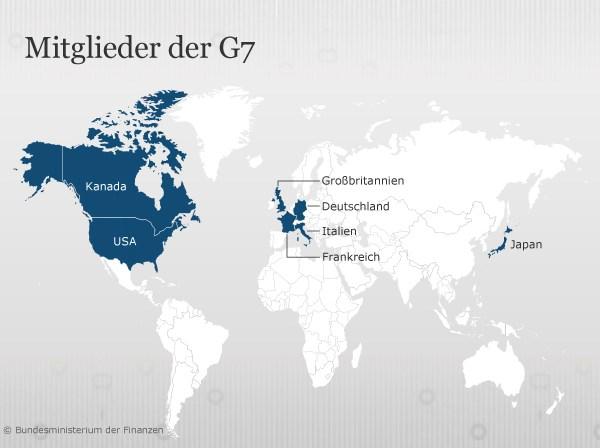 G7 Helfen bei Gesundheitsversorgungen