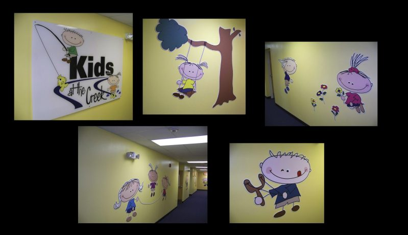 Children's Area Wall Graphics