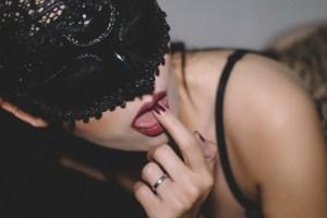 sensual tongue mouth