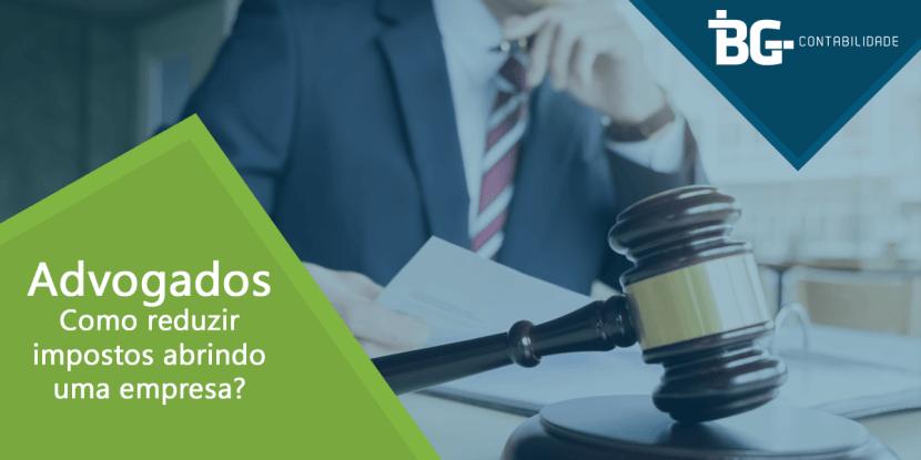como diminuir imposto de advogado