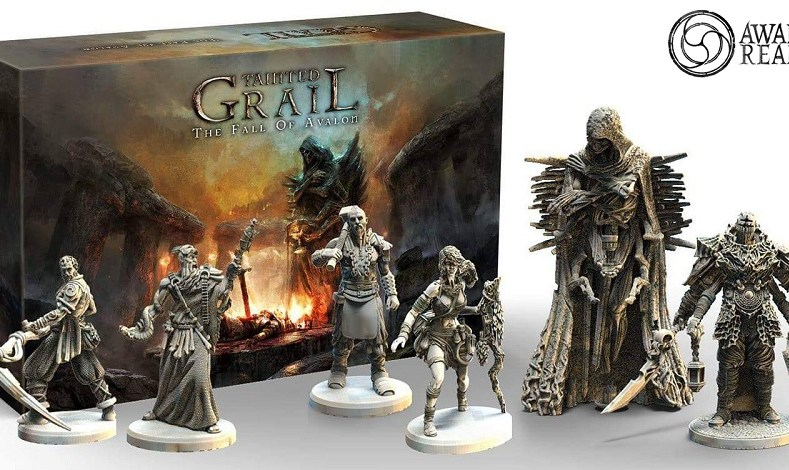 Акция Tainted Grail: The Fall of Avalon